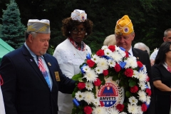 AMVETS Wreath Dedication