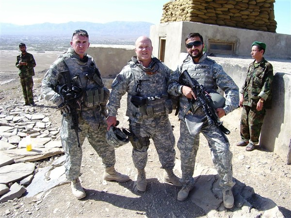 operation enduring freedom  u2013 afghanistan
